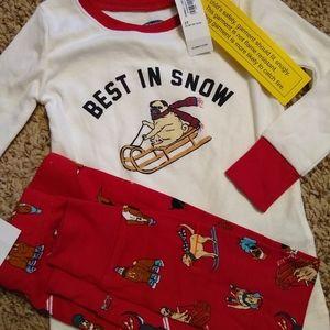 Old Navy Christmas Pajamas